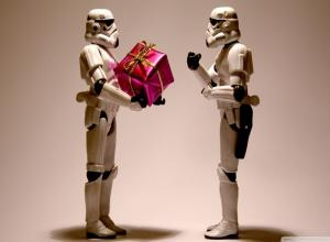 Star Wars Christmas Wallpapers - Top Free Star Wars Christmas Backgrounds