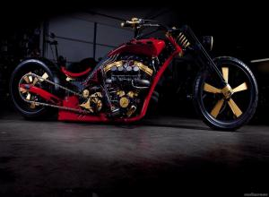 Harley Choppers Wallpapers - Top Free Harley Choppers Backgrounds