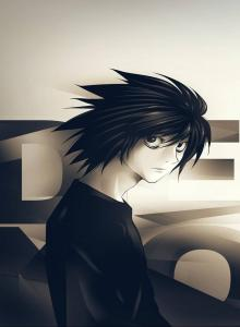 L Death Note Phone Wallpapers - Top Free L Death Note Phone Backgrounds