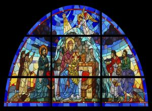 Stained Glass Nativity Wallpapers - Top Free Stained Glass Nativity Backgrounds