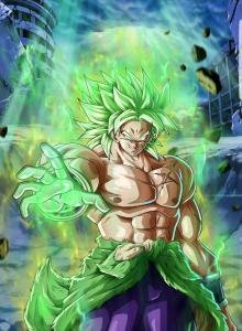 Broly Wallpapers - Top Free Broly Backgrounds