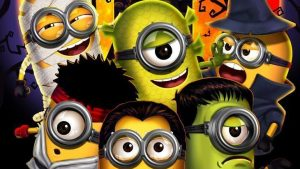 Happy Halloween Cute Minion Wallpapers – Top Free Happy Halloween Cute Minion Backgrounds
