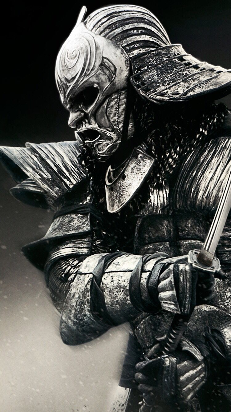 750x1334 iPhone 6s wallpaper Samurai Ronin | wallpapers | Pinterest | Samurai ...