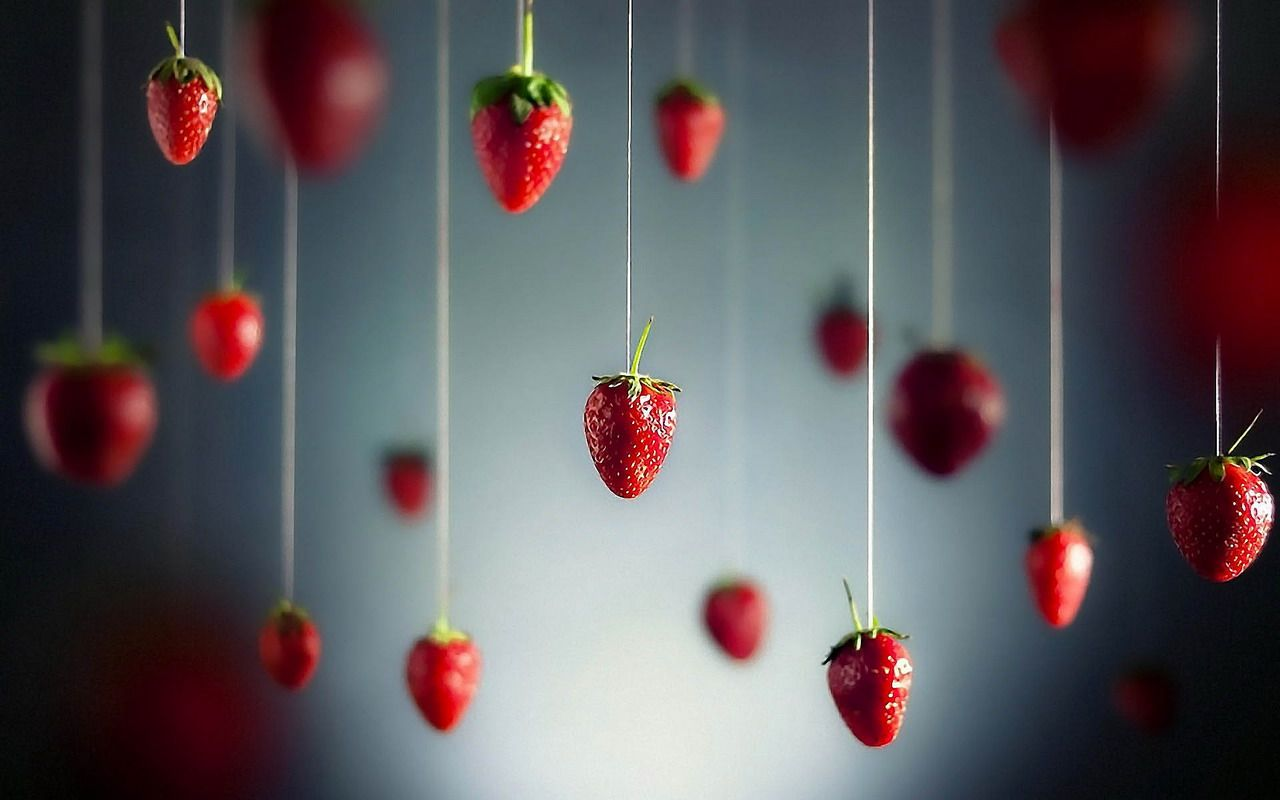 1280x800 Strawberry Wallpaper for Android - Android Live Wallpaper Download ...