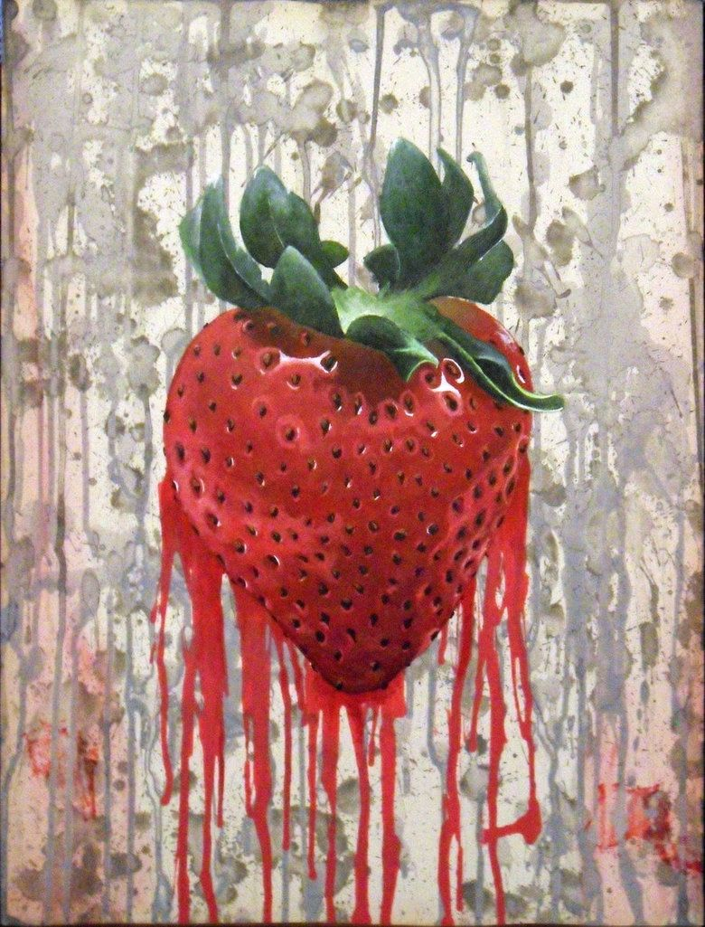 780x1025 Let me take you down... Cause I'm going to... Strawberry fields ...