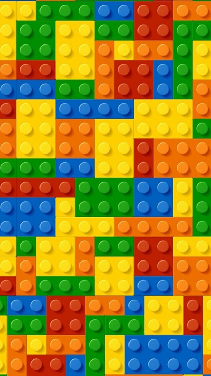 720x1280 Tap on image for more iPhone Wallpapers! Legos colores - @mobile9 ...
