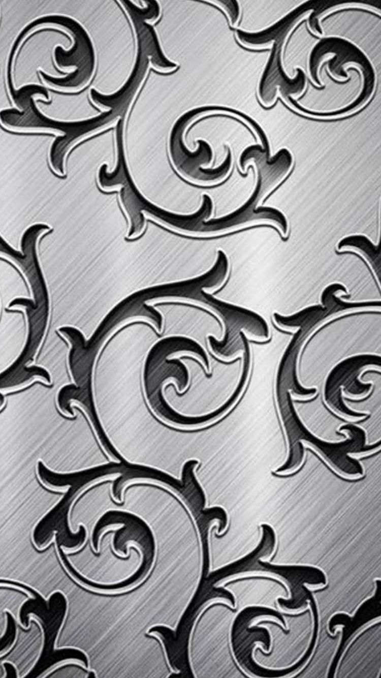750x1334 Vintage Black iPhone Background for iPhone 7 Wallpaper with ...