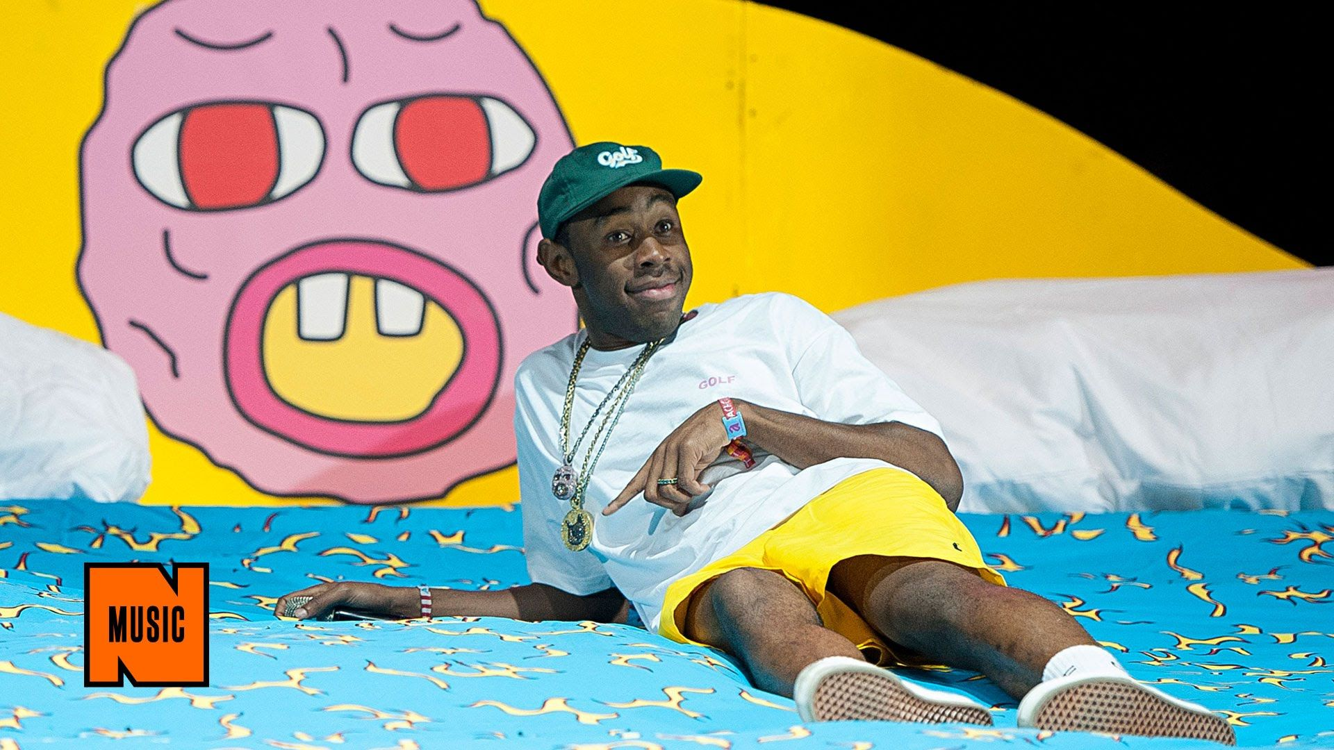 1920x1080 Tyler, the Creator Responds to an Angry Fan Who Didn't Like 'Cherry ...