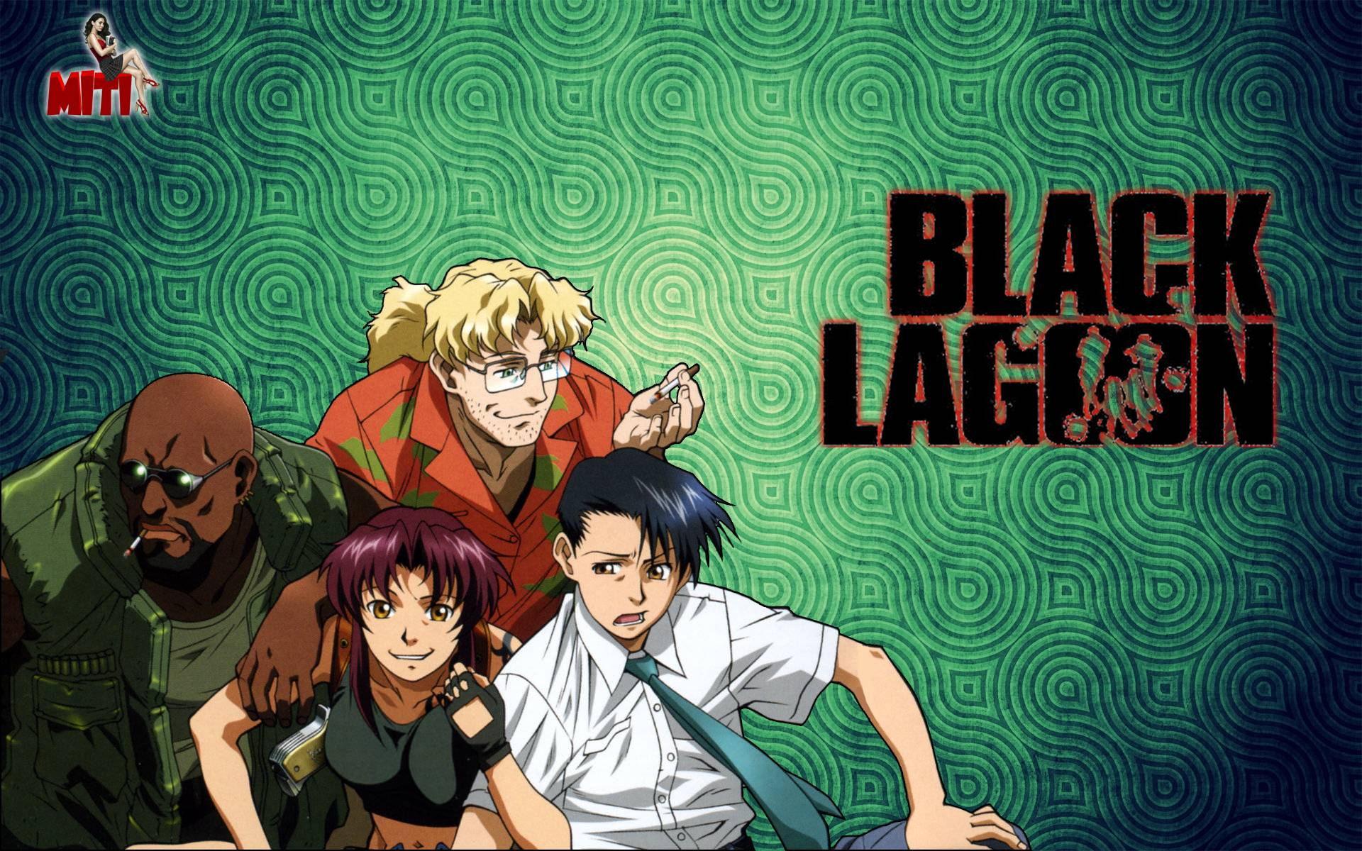 1920x1200 Black Lagoon Wallpapers