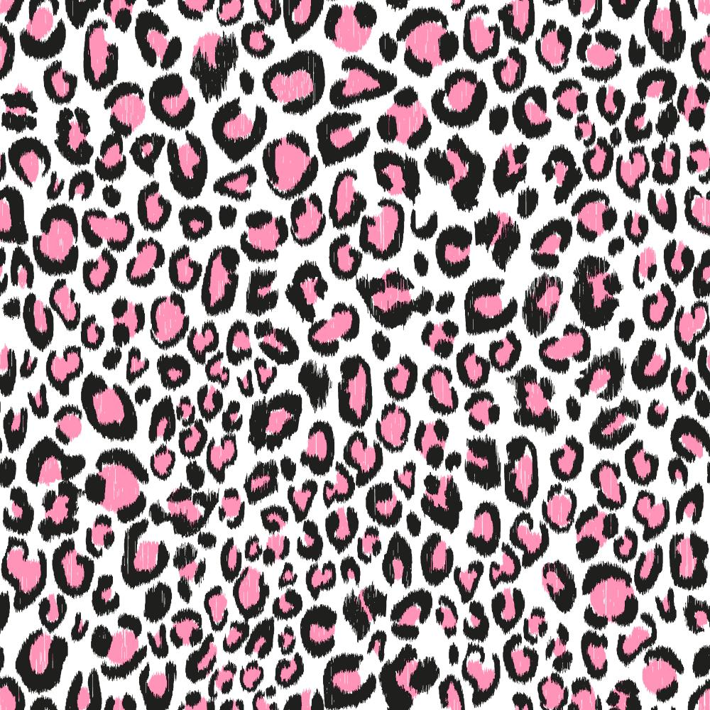 1000x1000 Cool Kids Multi Color Leopard Wallpaper - Wallpaper & Border ...