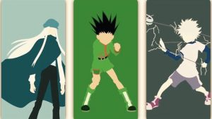 Hunter X Hunter iPhone Wallpapers – Top Free Hunter X Hunter iPhone Backgrounds