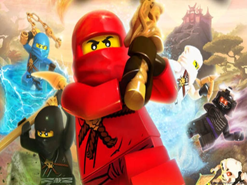 1024x768 Ninjago Desktop Wallpaper by NinjagoFF2015 on DeviantArt