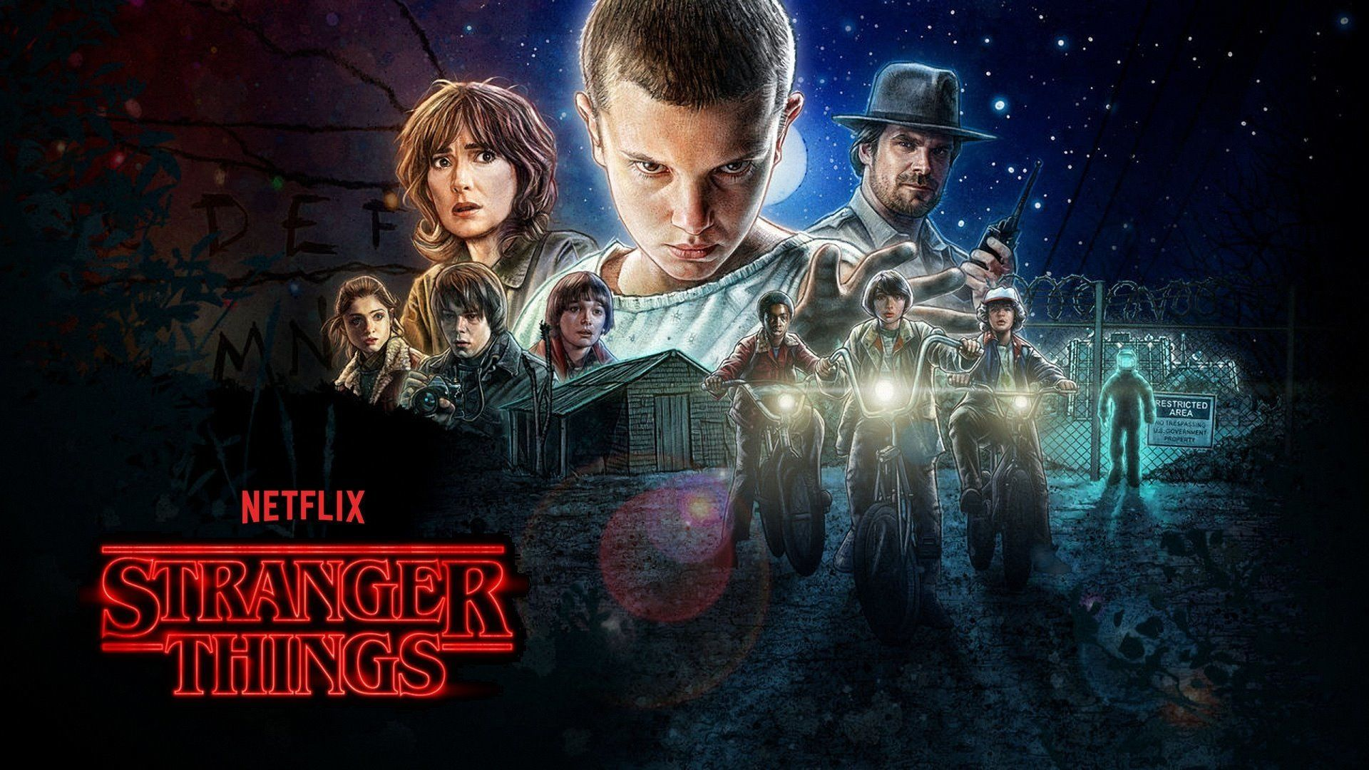 1920x1080 99 Stranger Things HD Wallpapers | Background Images ...