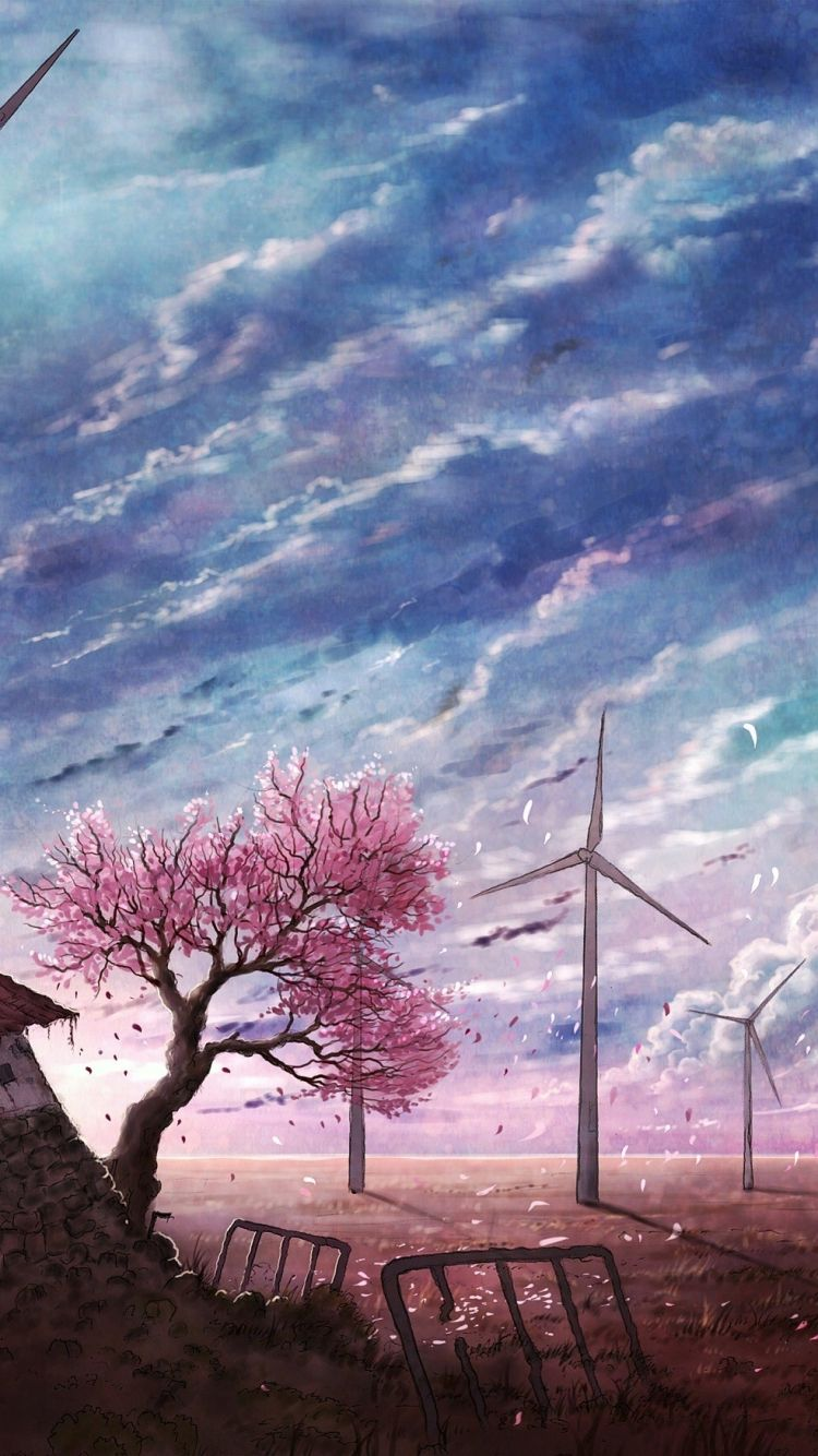750x1334 Anime/Scenic (750x1334) Wallpaper ID: 673877 - Mobile Abyss