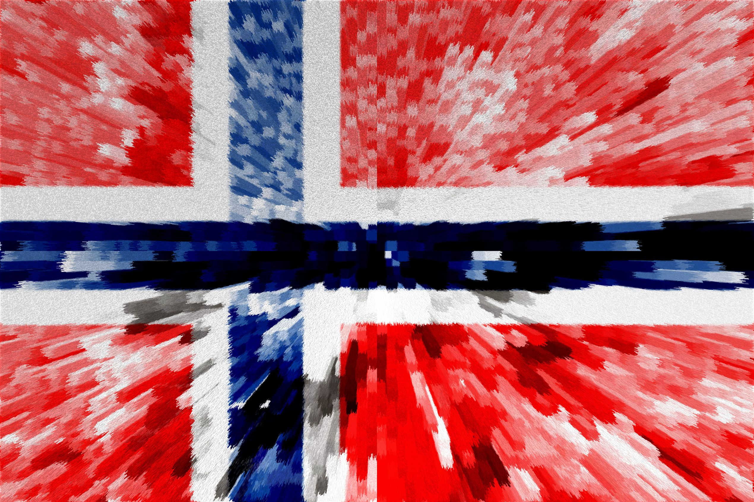 2540x1693 Norway Flag Wallpapers