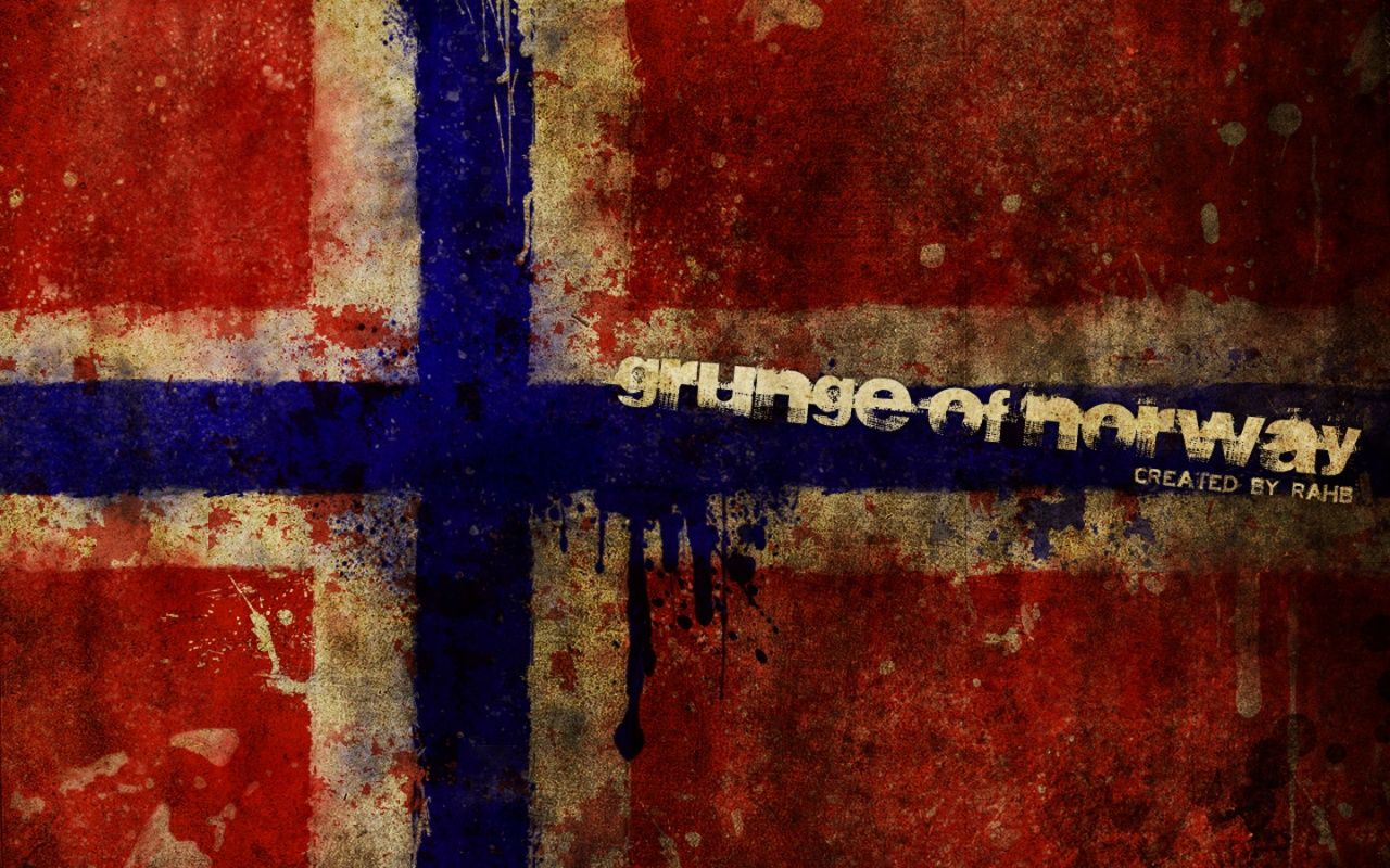 1280x800 Norway Flag Wallpapers