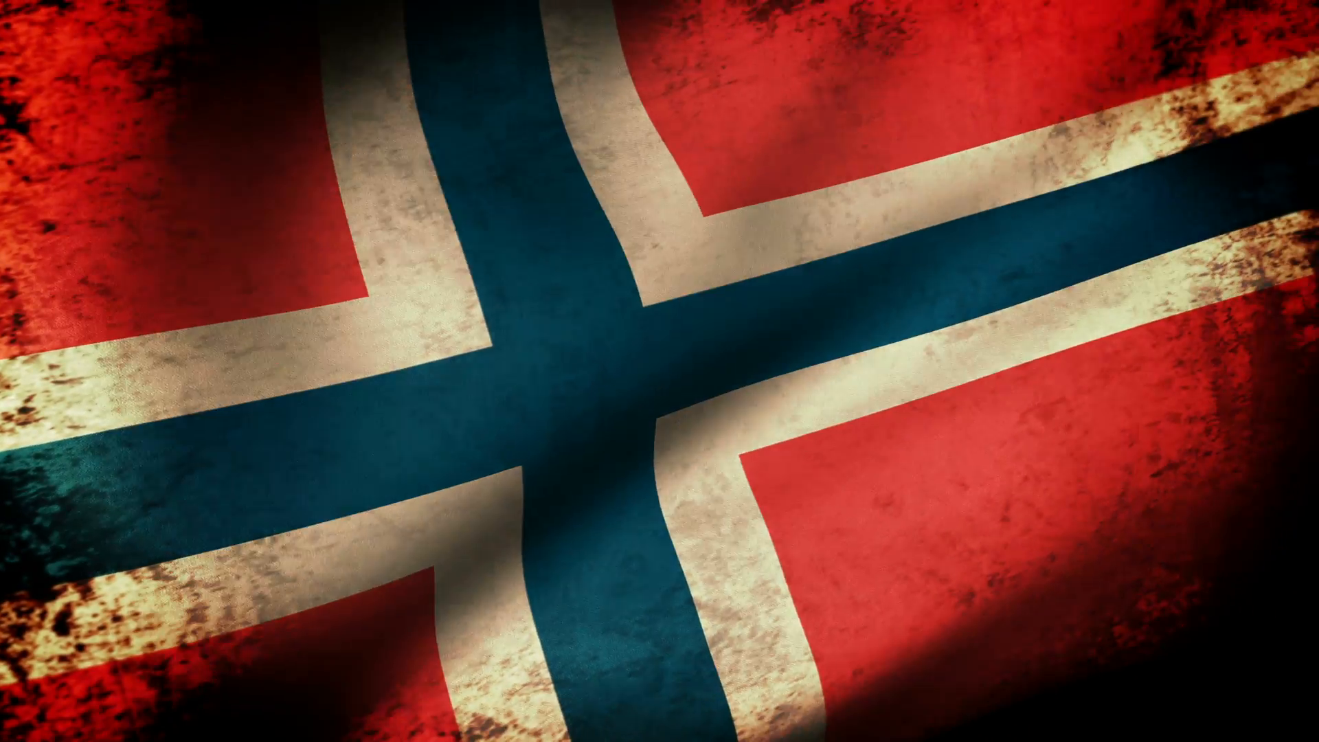 1920x1080 Free photo: Norway Grunge Flag - Photo, Parchment, Picture - Free ...