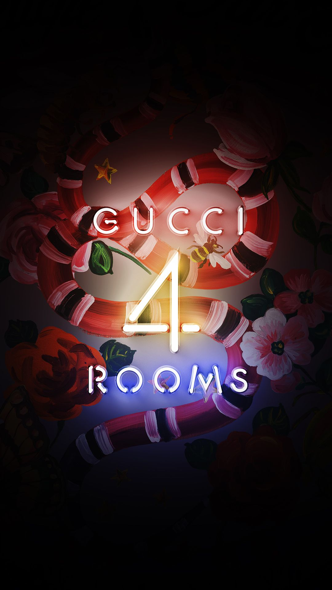 1080x1920 Gucci 4 Rooms Wallpapers   Gucci Official Site United States
