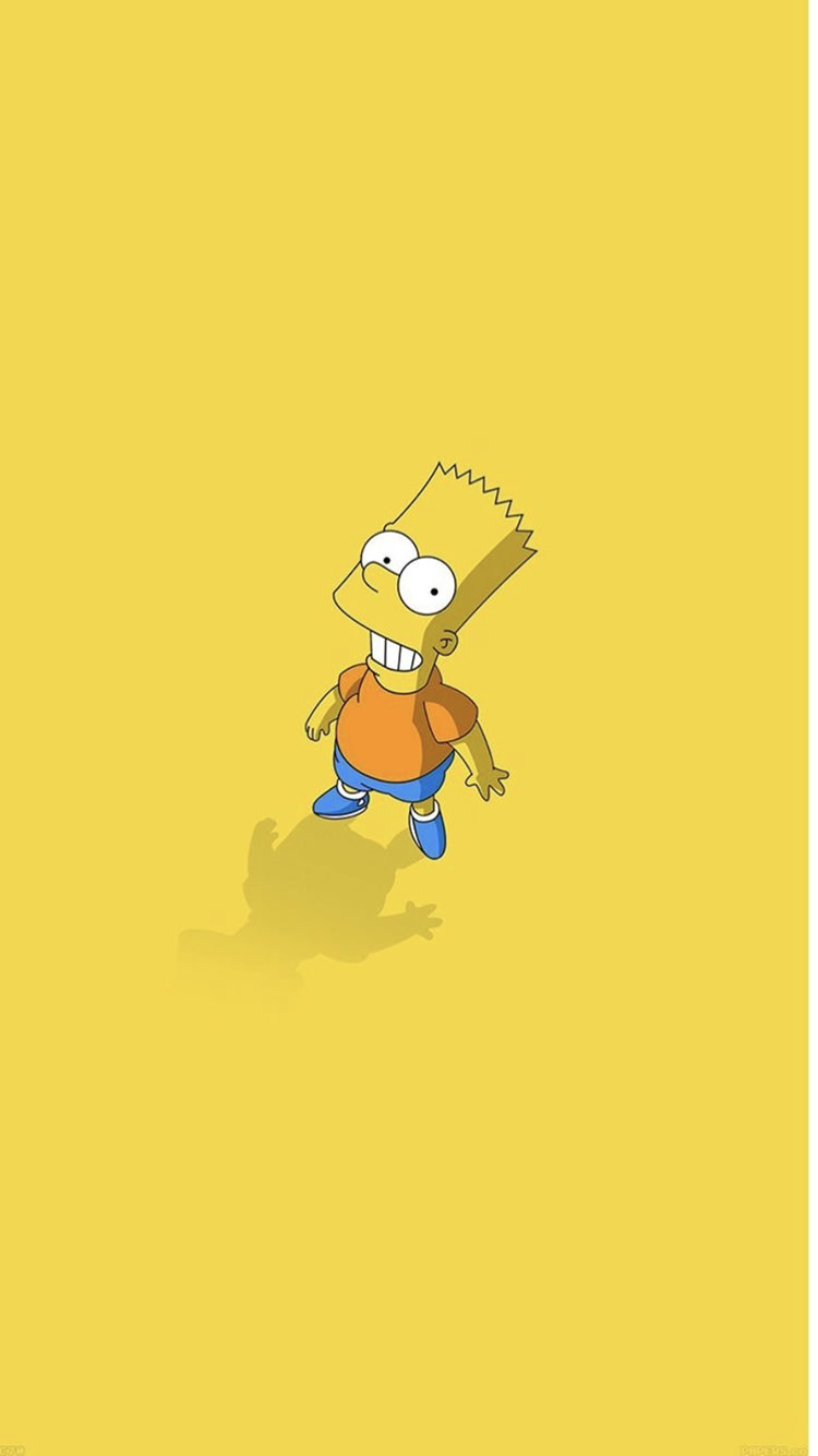 750x1334 Pin by Fatima on Bart Simpson~ in 2019 | Hypebeast wallpaper, Homer ...