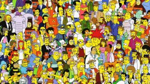 The Simpsons Characters iPhone Wallpapers – Top Free The Simpsons Characters iPhone Backgrounds