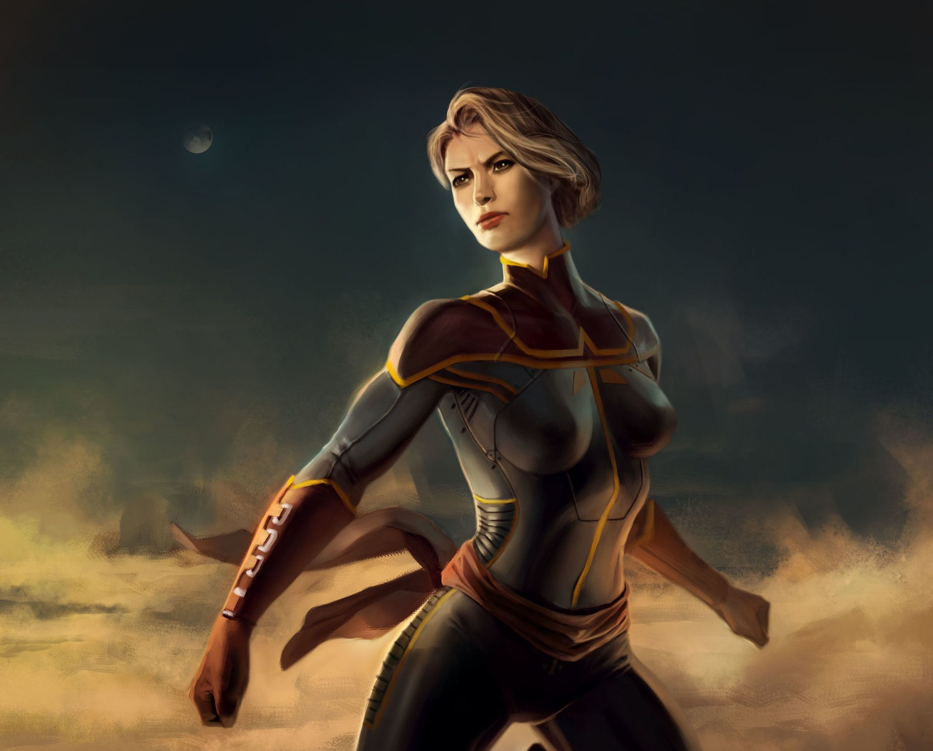 1920x1546 62+ Captain Marvel Wallpapers on WallpaperPlay