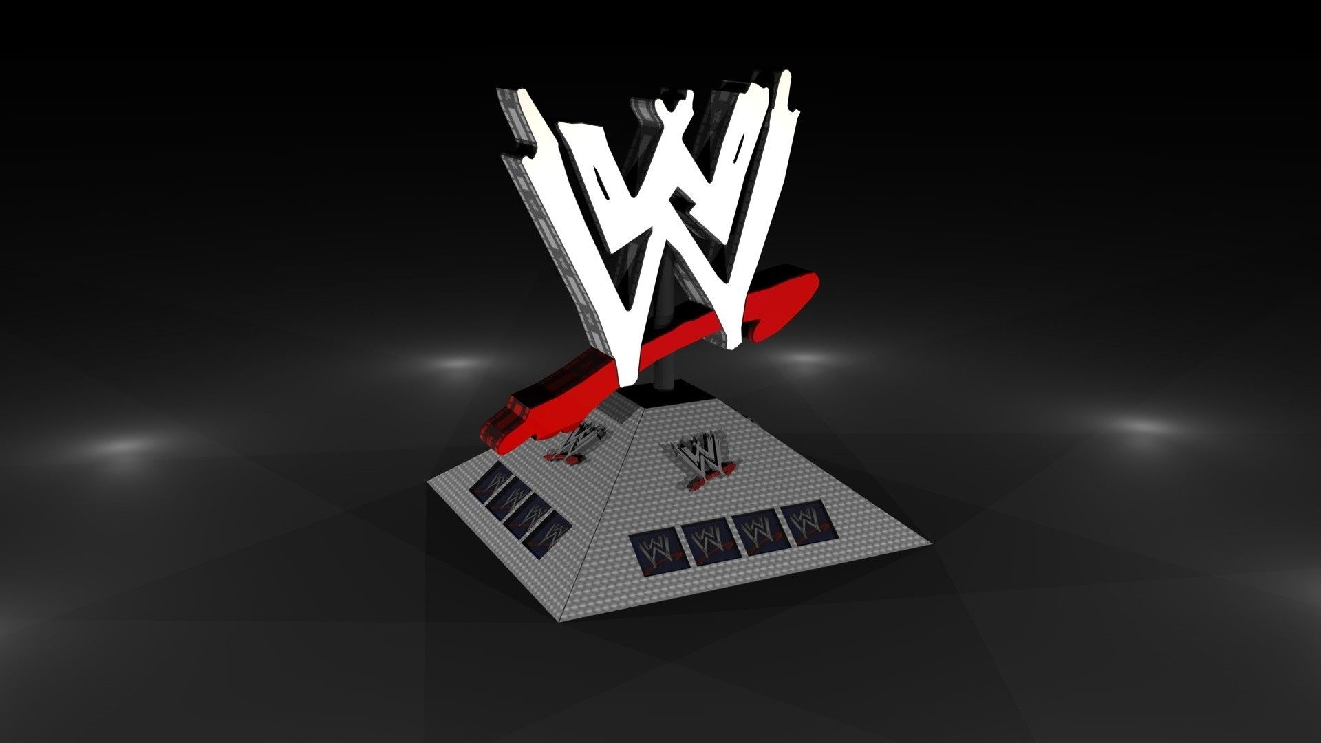 1920x1080 73+ Wwe Logo Wallpapers on WallpaperPlay