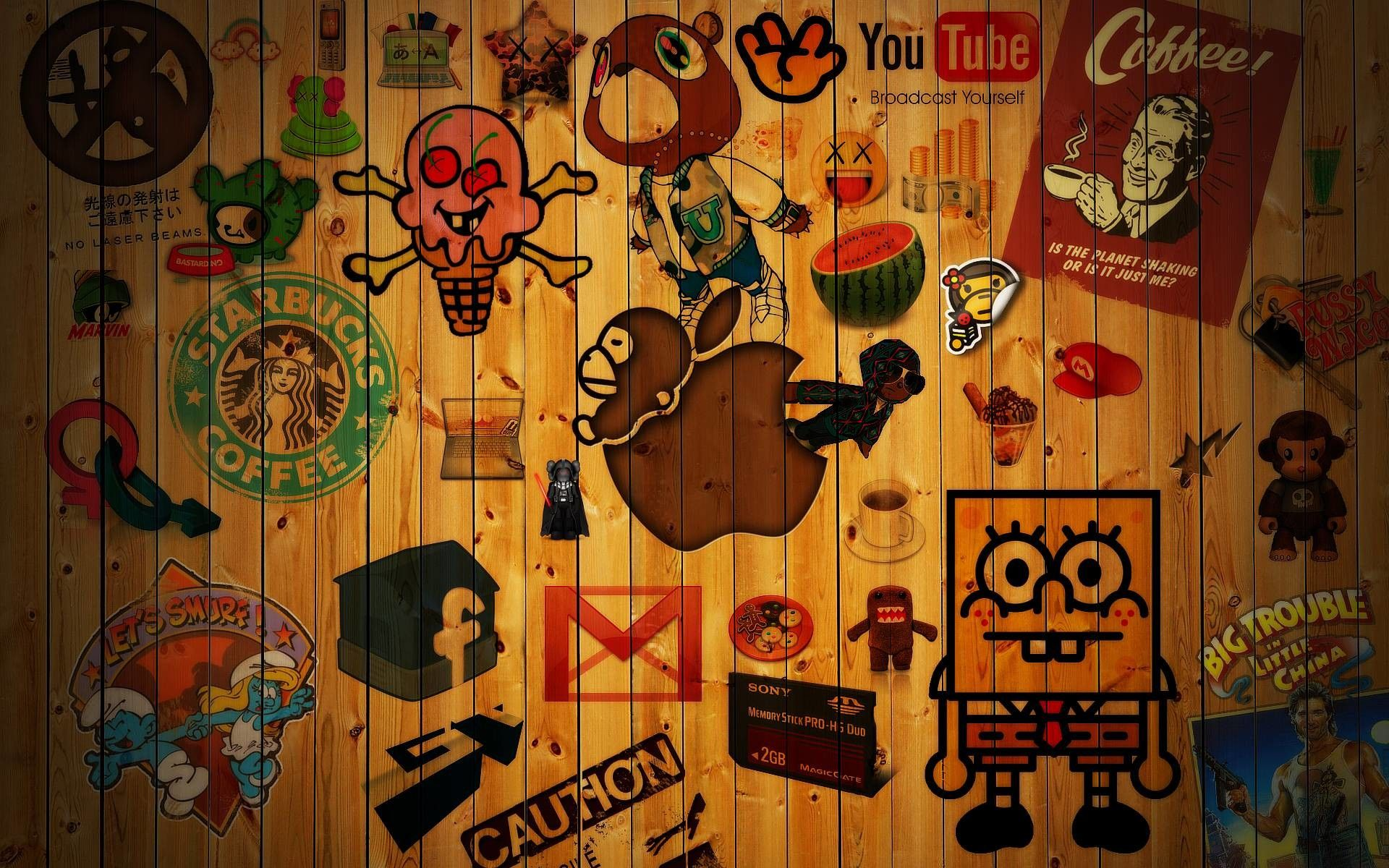 1920x1200 Doodle Art Wallpapers (52+ images)