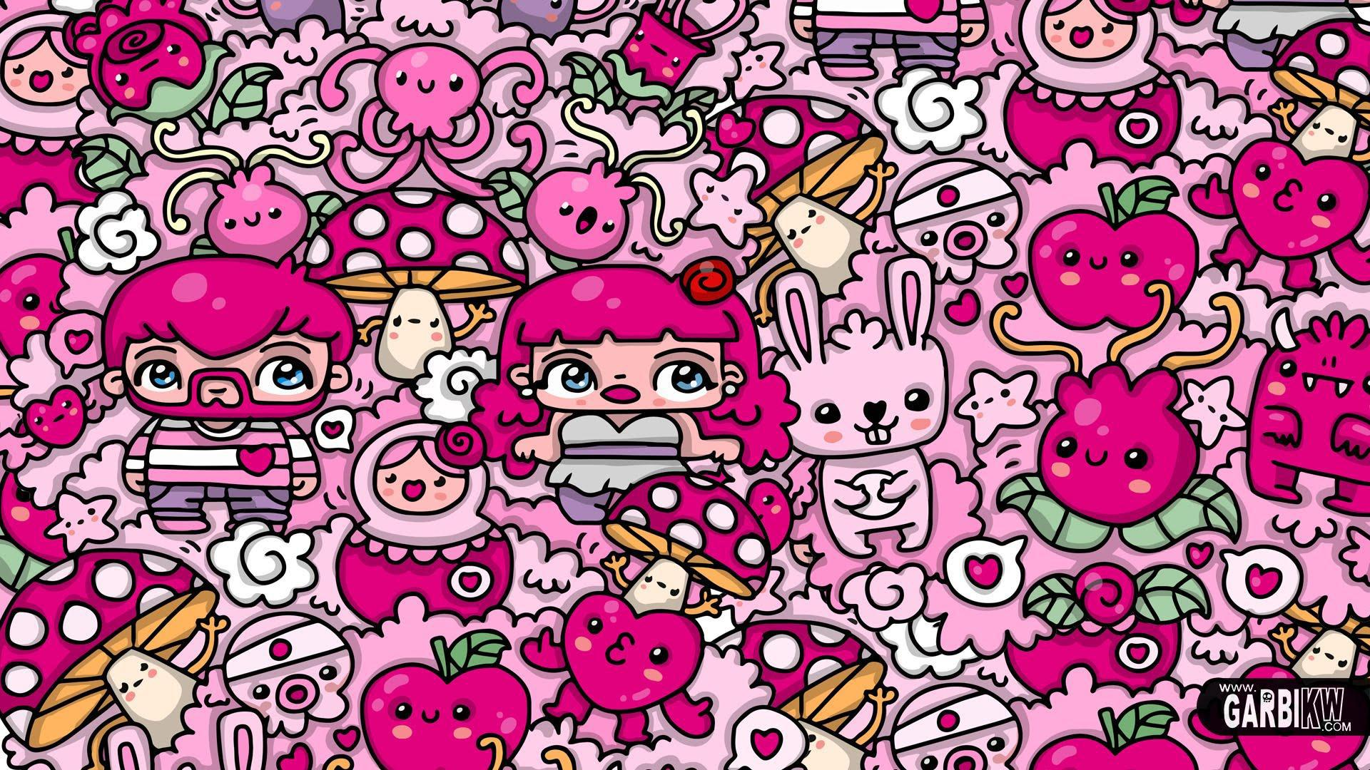 1920x1080 Download free Samsung B Galaxy Pro doodle wallpapers most HD