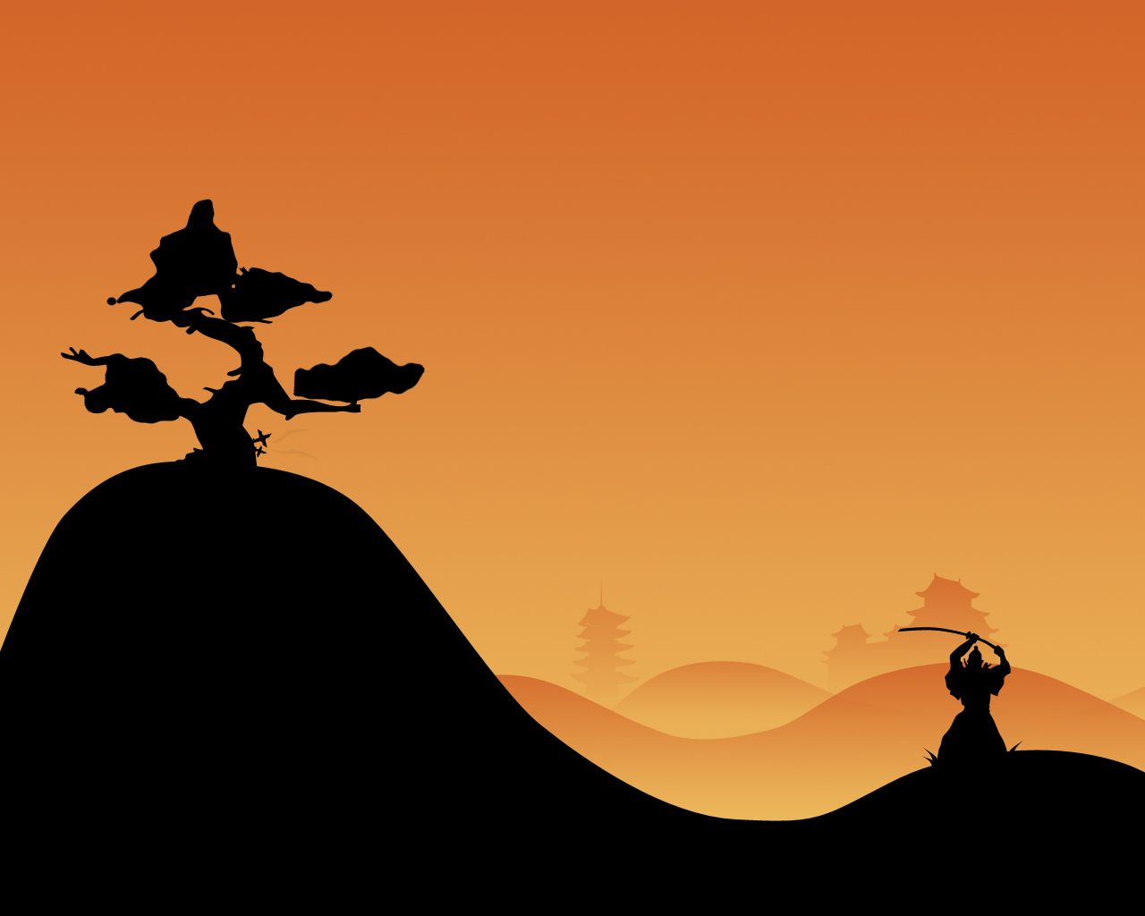 1280x1024 Japanese Warrior Wallpapers Group (71+)