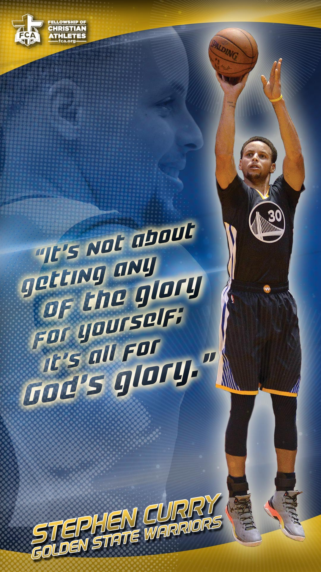 1080x1920 Stephen Curry 2016 | FCA Resources