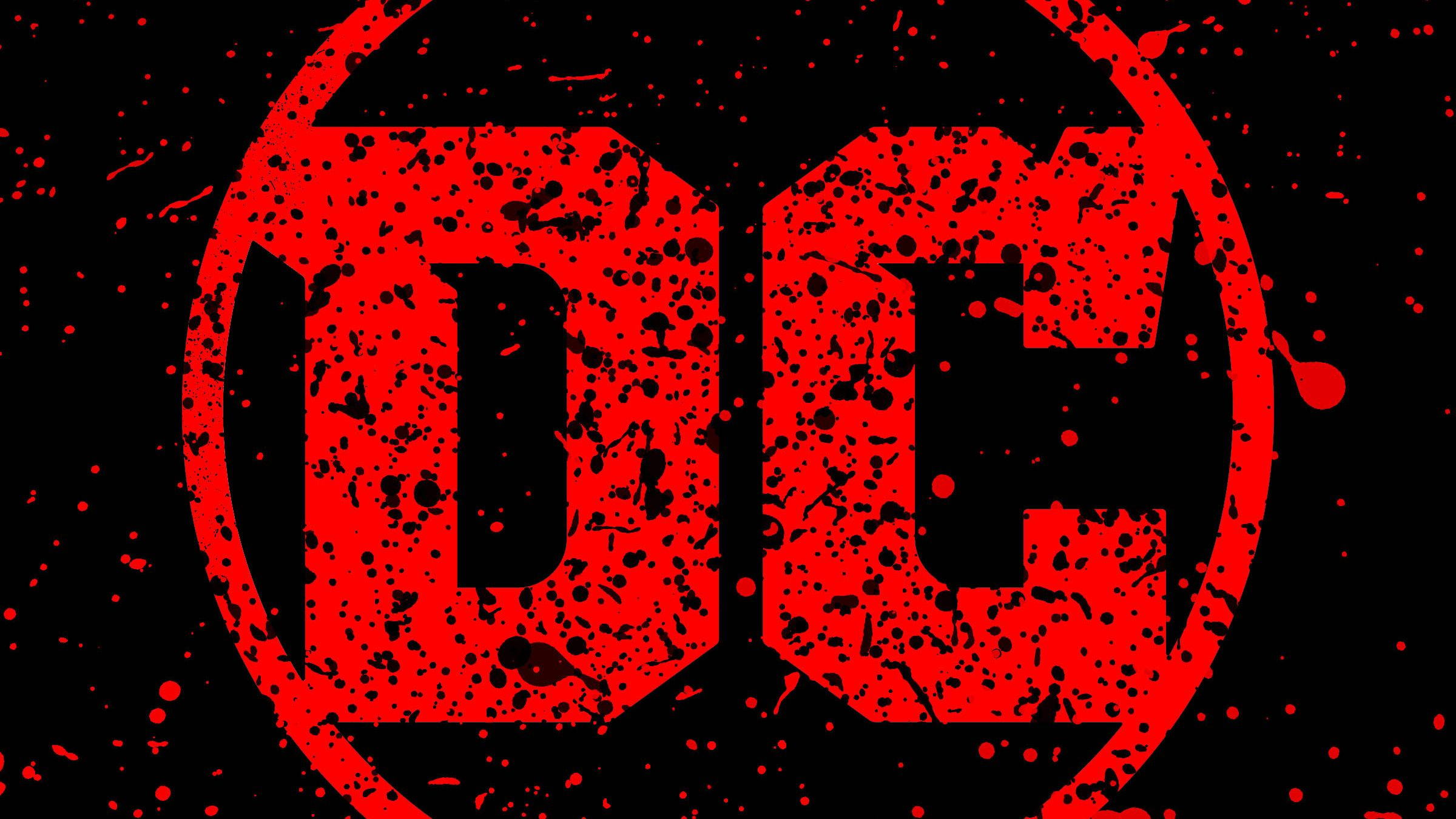 2400x1350 Dc Logo, HD Logo, 4k Wallpapers, Images, Backgrounds, Photos and ...