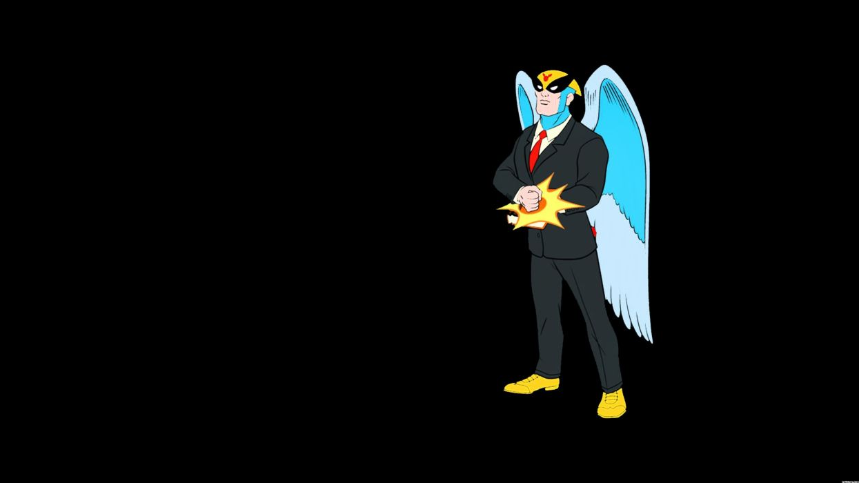 1245x700 HARVEY BIRDMAN comedy family superhero cartoon (25) wallpaper ...