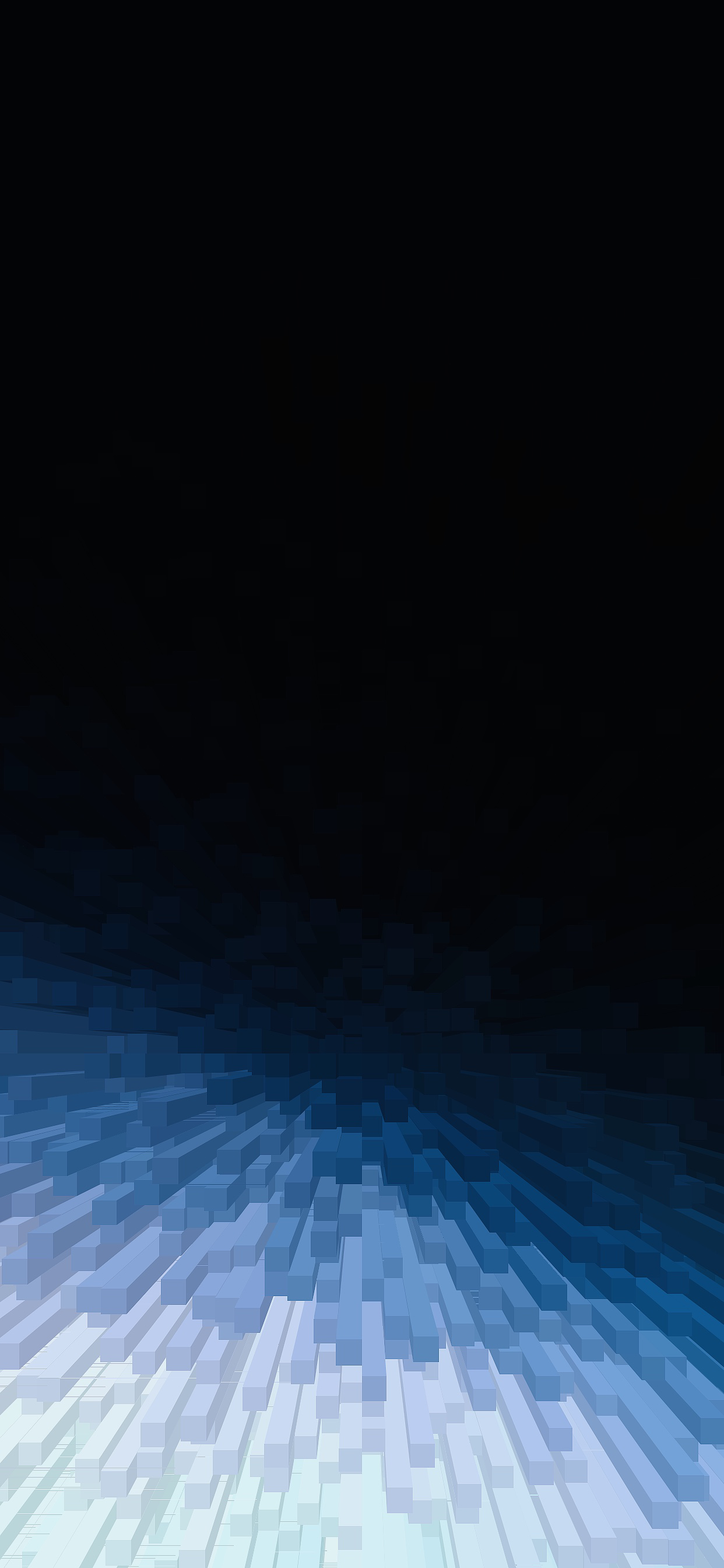 1242x2688 Wallpapers of the week: considering the color blue