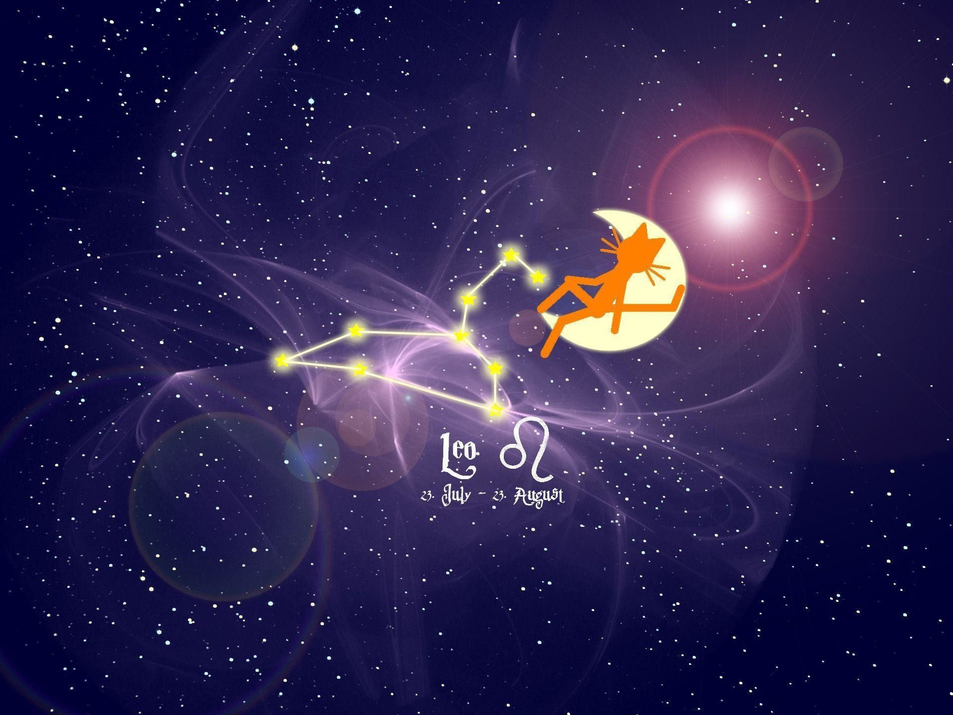 1920x1440 Leo Zodiac Wallpapers (59+ images)