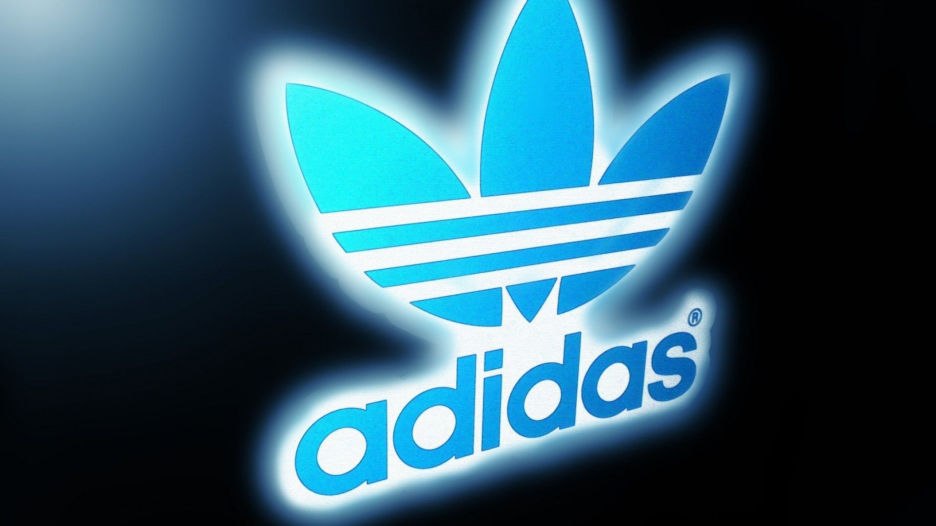 1920x1080 Adidas Style Originals Background Blue Logo Wallpapers HD ...