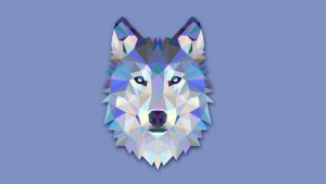 Wolf Geometric Wallpapers – Top Free Wolf Geometric Backgrounds