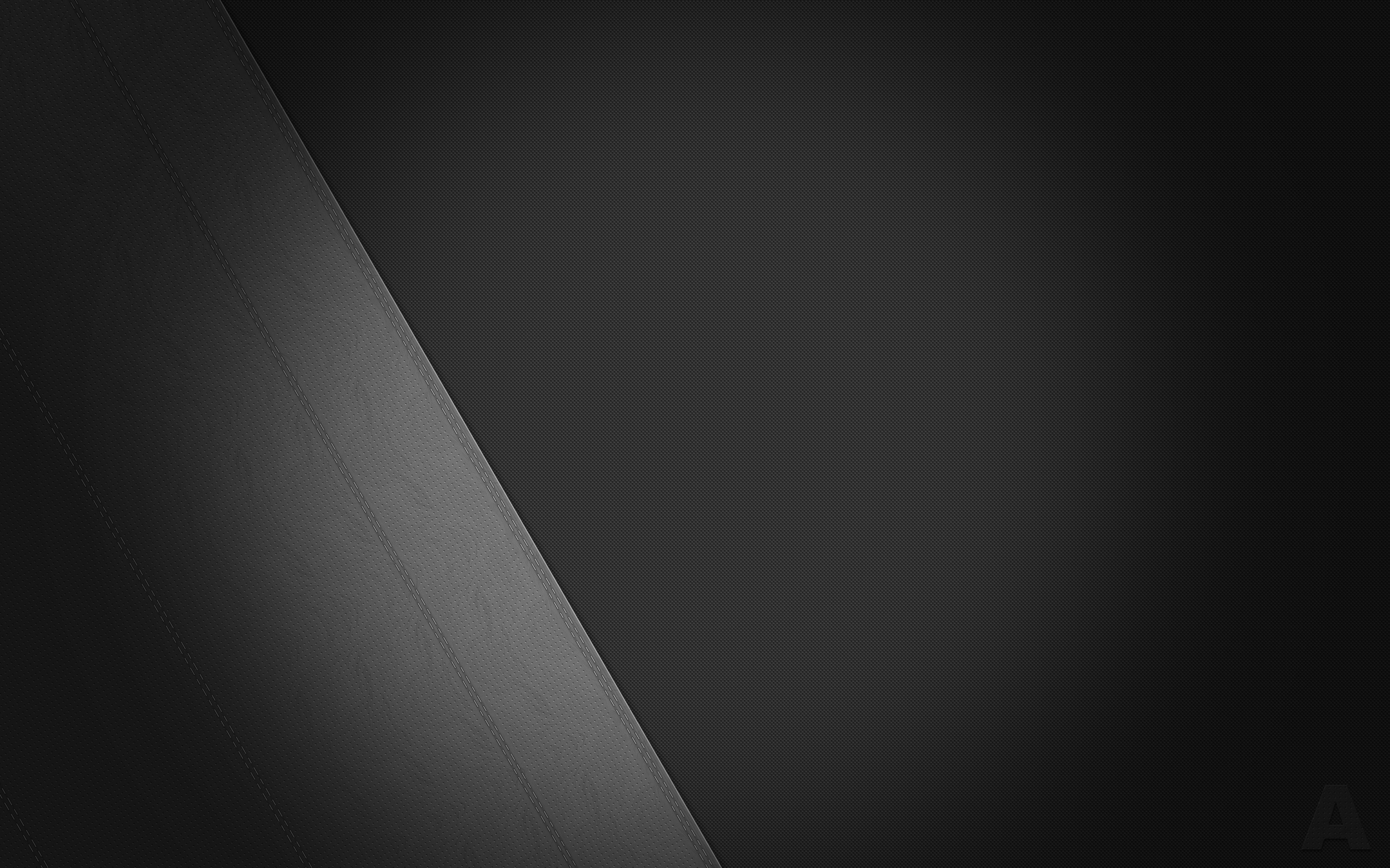 3840x2400 Leather Texture Black 4k, HD Abstract, 4k Wallpapers, Images ...