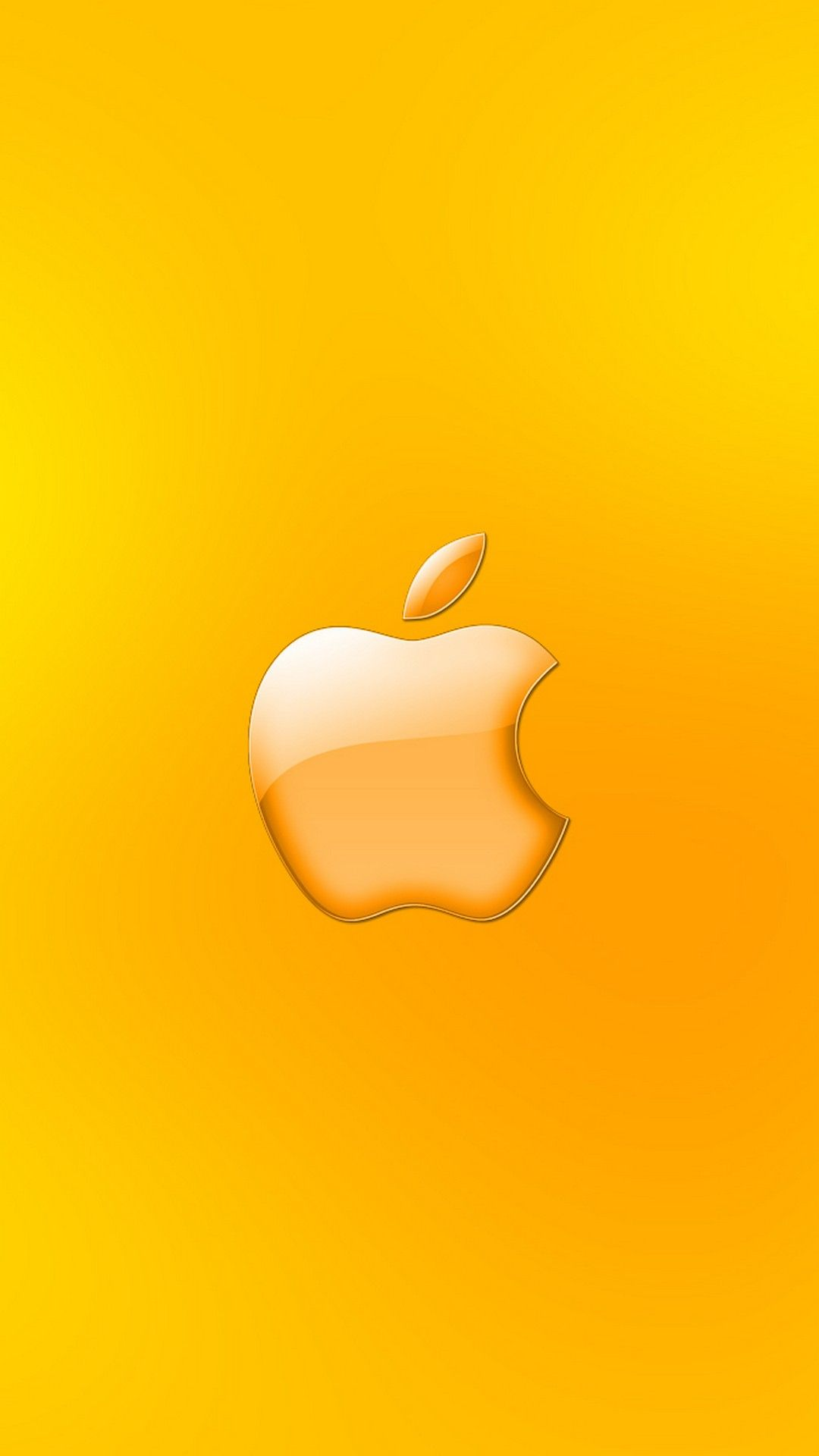 1080x1920 Apple Gold Logo For Android Wallpaper - 2019 Android Wallpapers