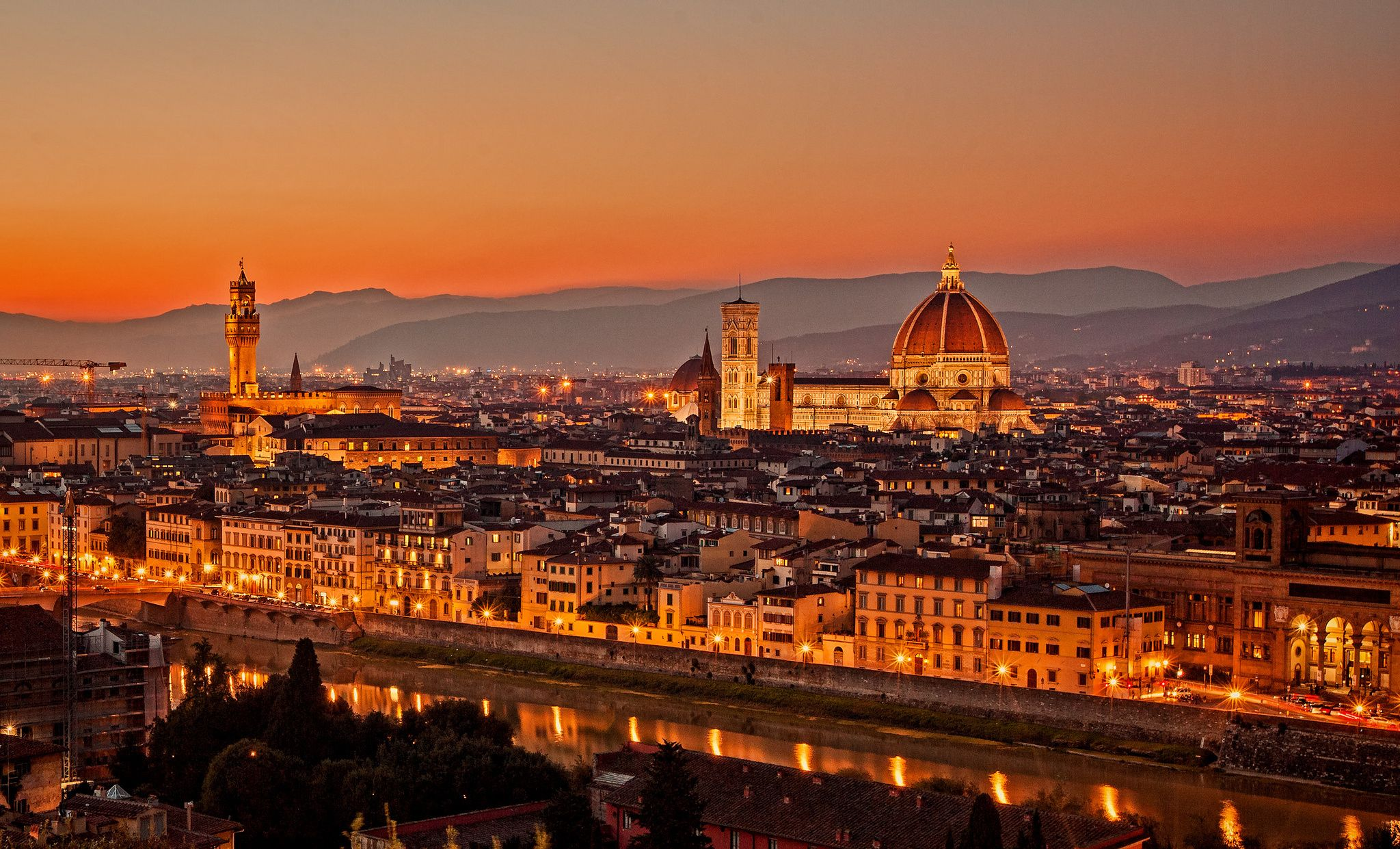 2048x1241 20 Florence HD Wallpapers | Background Images - Wallpaper Abyss