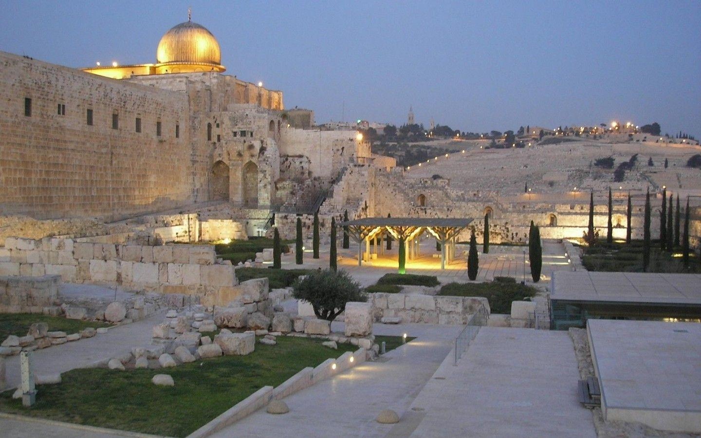 1440x900 Jerusalem Wallpapers