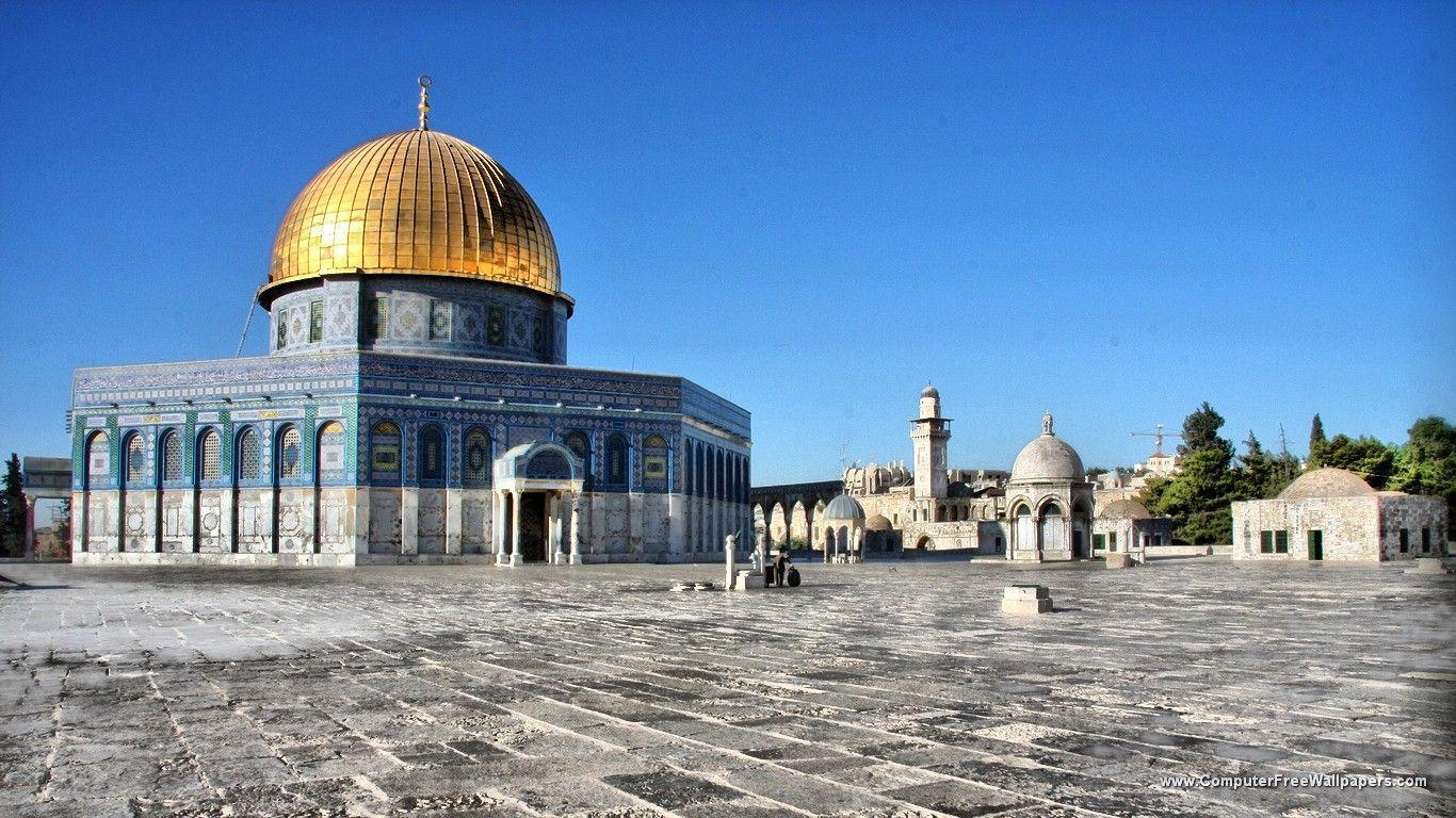 1366x768 Jerusalem Wallpapers