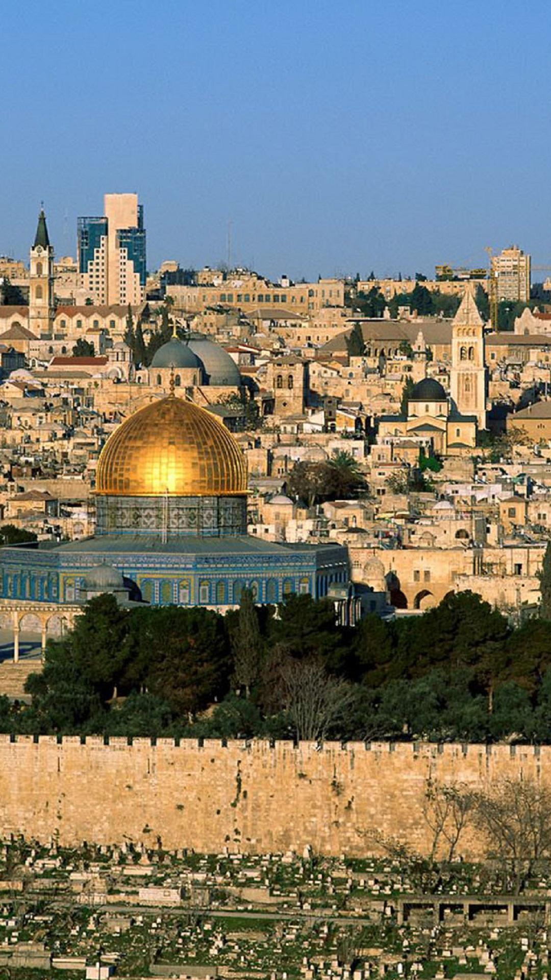 1080x1920 Jerusalem Wallpapers HD for Android - APK Download