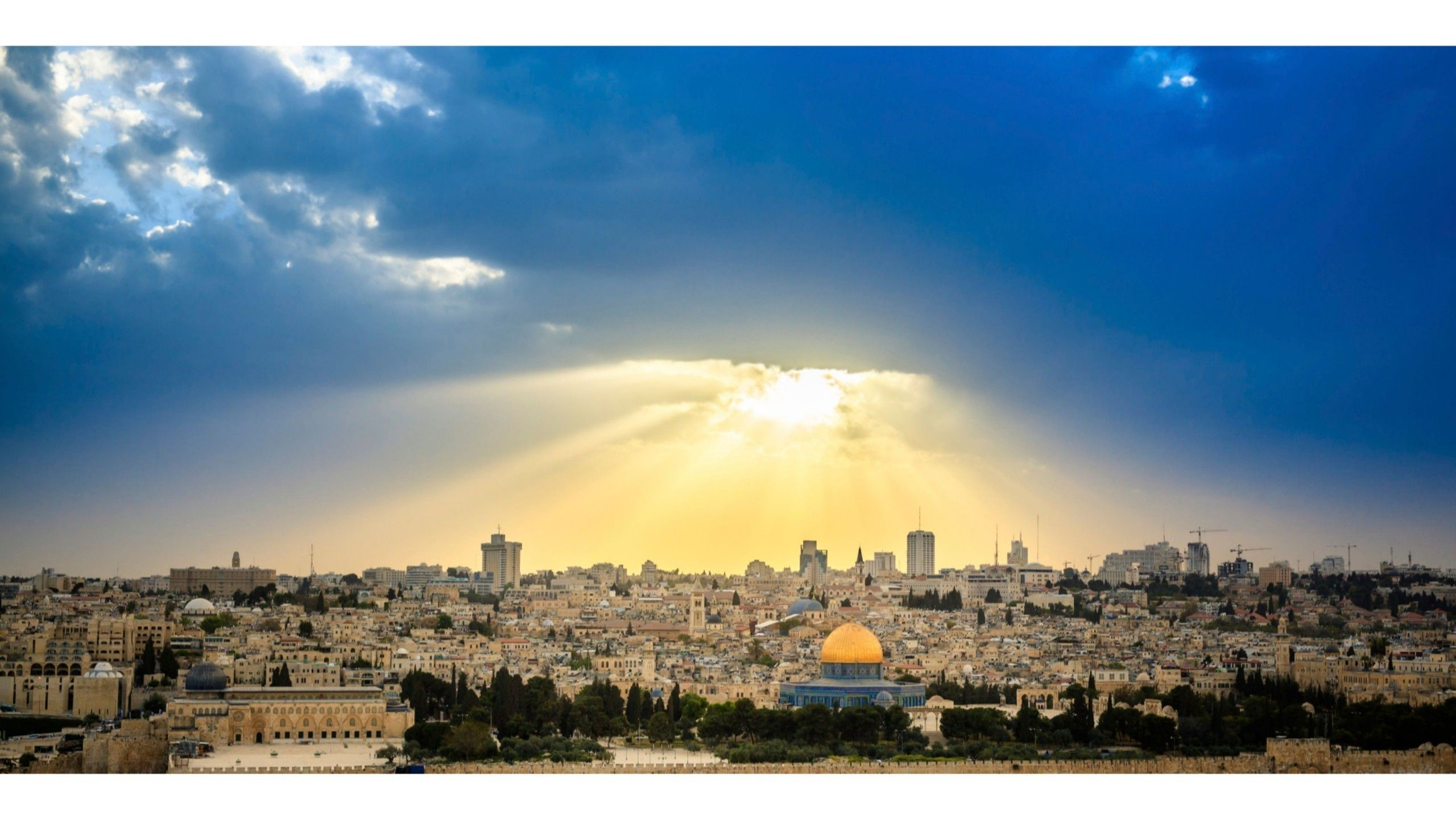 2560x1440 Israel Wallpapers (63+ images)