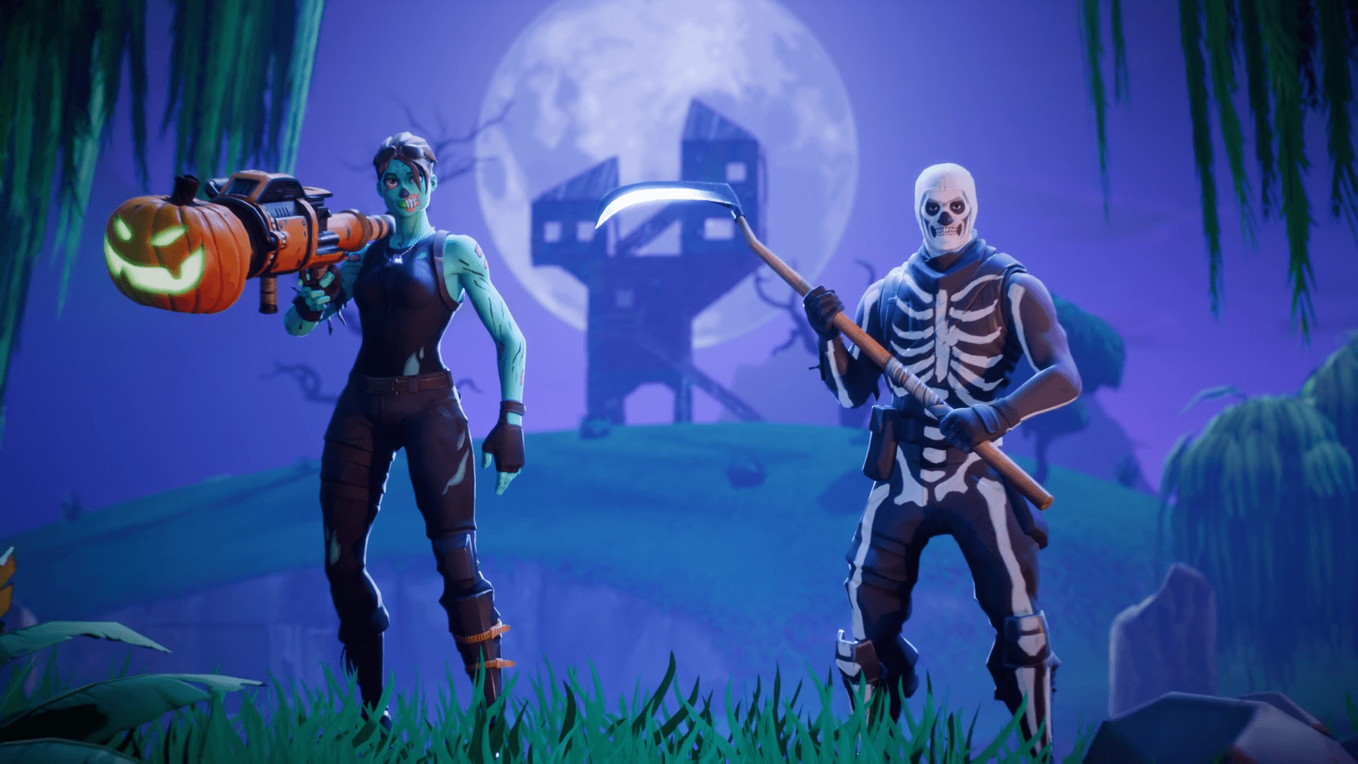 1920x1080 150 Fortnite HD Wallpapers | Background Images - Wallpaper Abyss