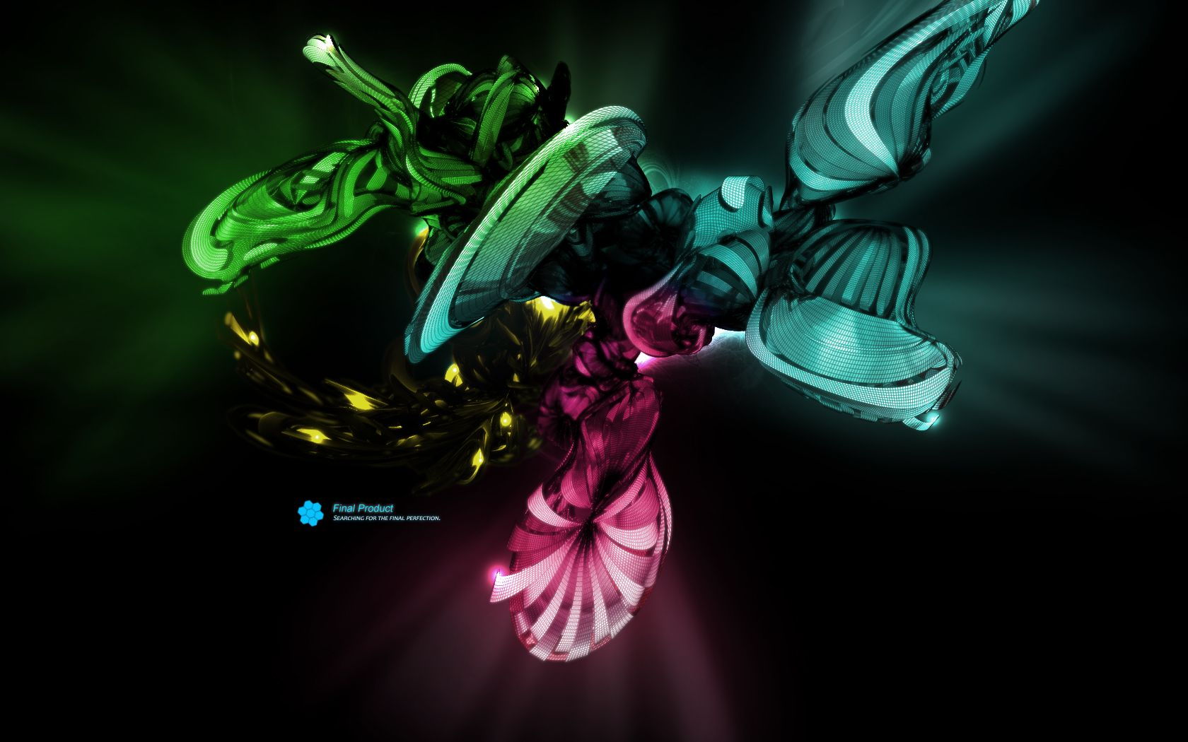 1680x1050 ANIME PICTURES: Abstract Wallpapers 3D abstract wallpaper ...