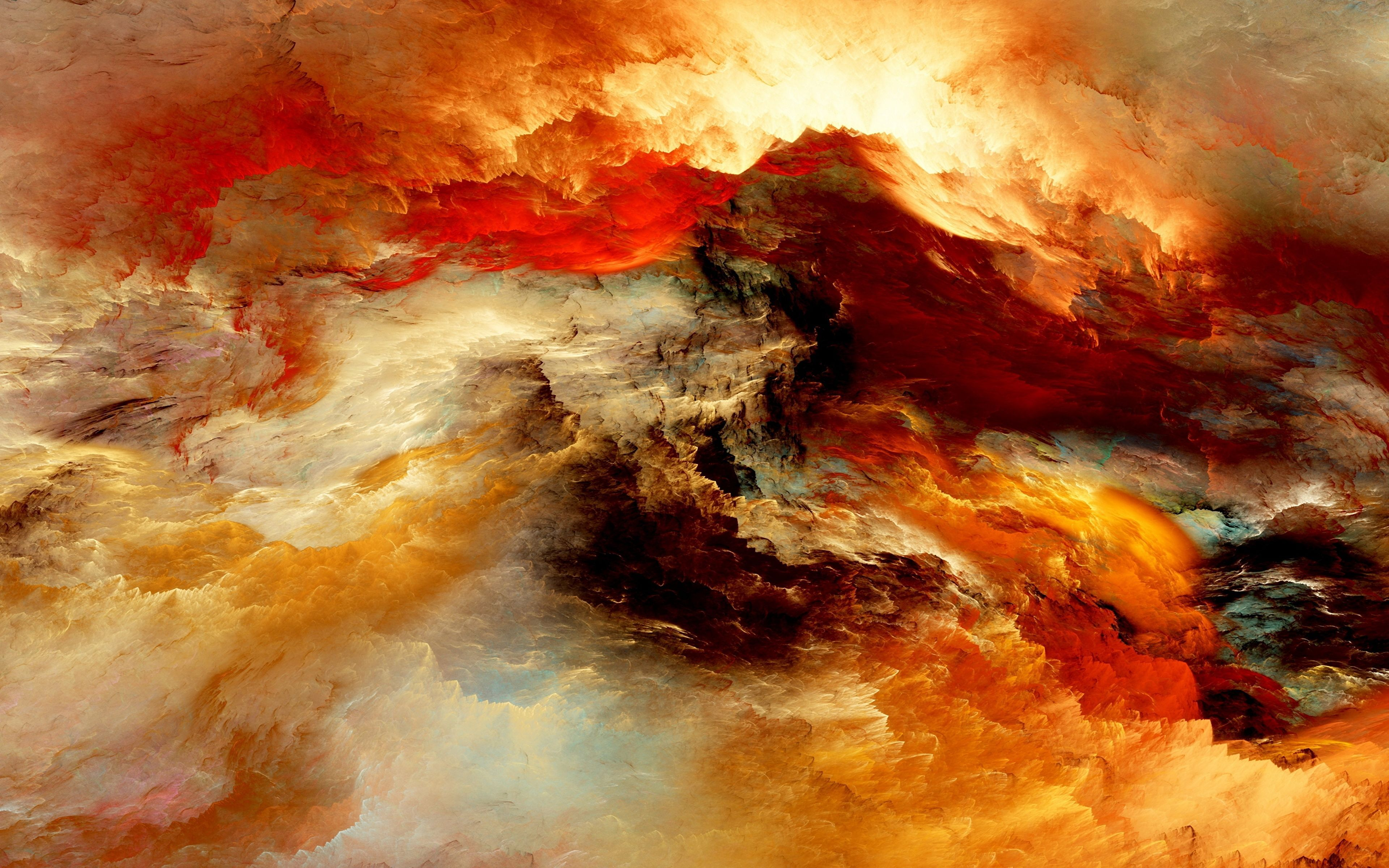 3840x2400 Wallpapers 3D Graphics Abstract art 3840x2400