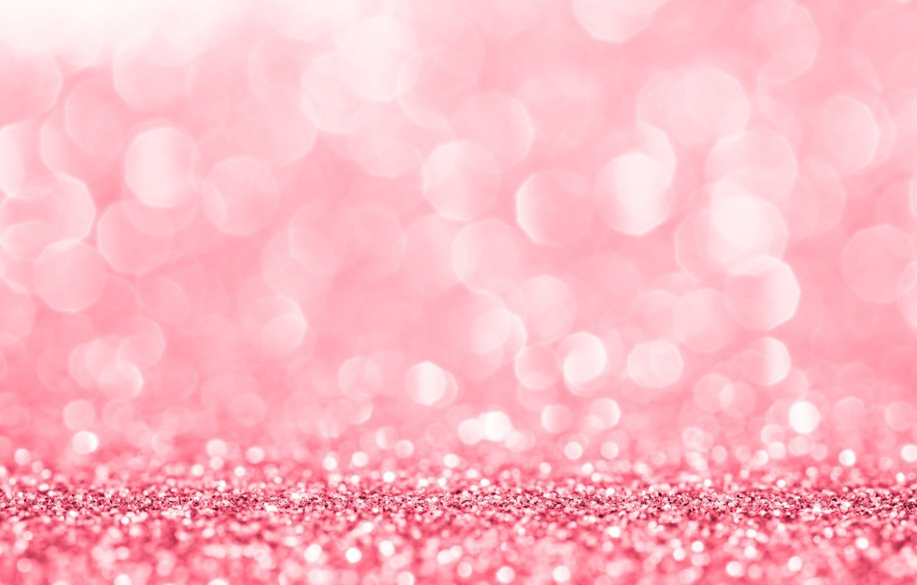 1332x850 Pink Glitter Desktop Wallpaper | Joss Wallpapers