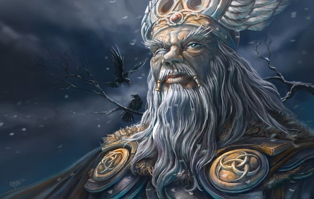 1280x814 Odin Wallpapers