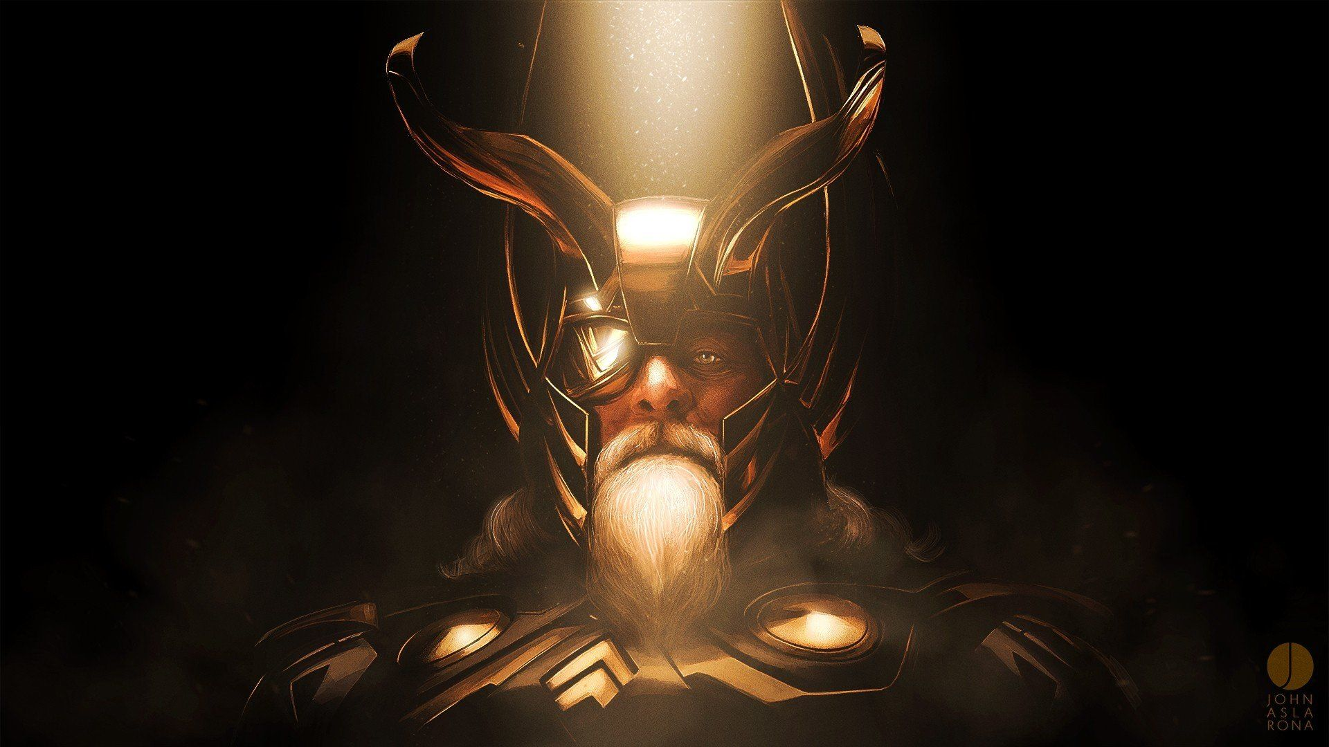 1920x1080 Odin, Thor, Anthony Hopkins HD Wallpapers / Desktop and ...