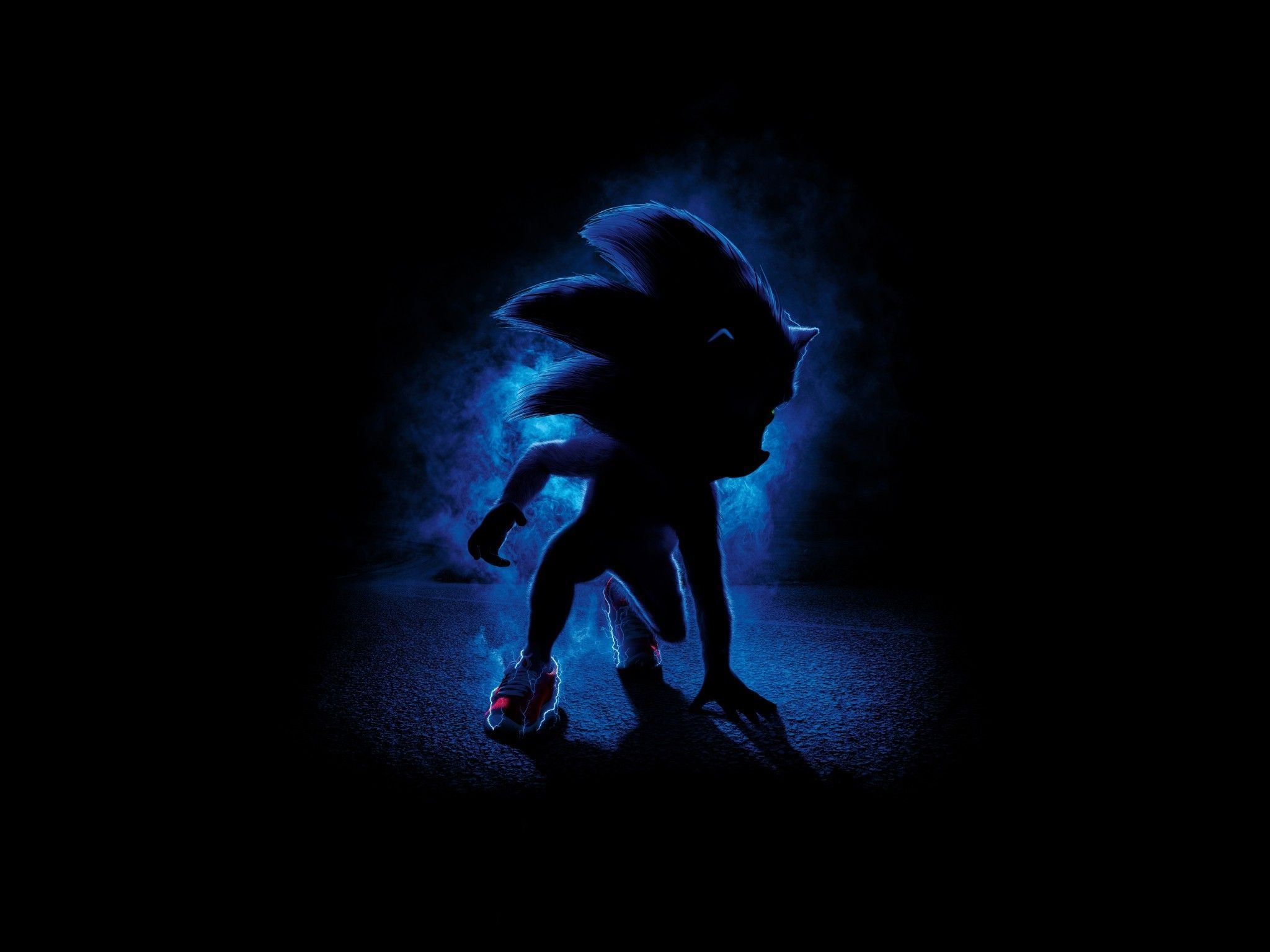 2048x1536 Download 2048x1536 Sonic The Hedgehog 2019, Animation ...